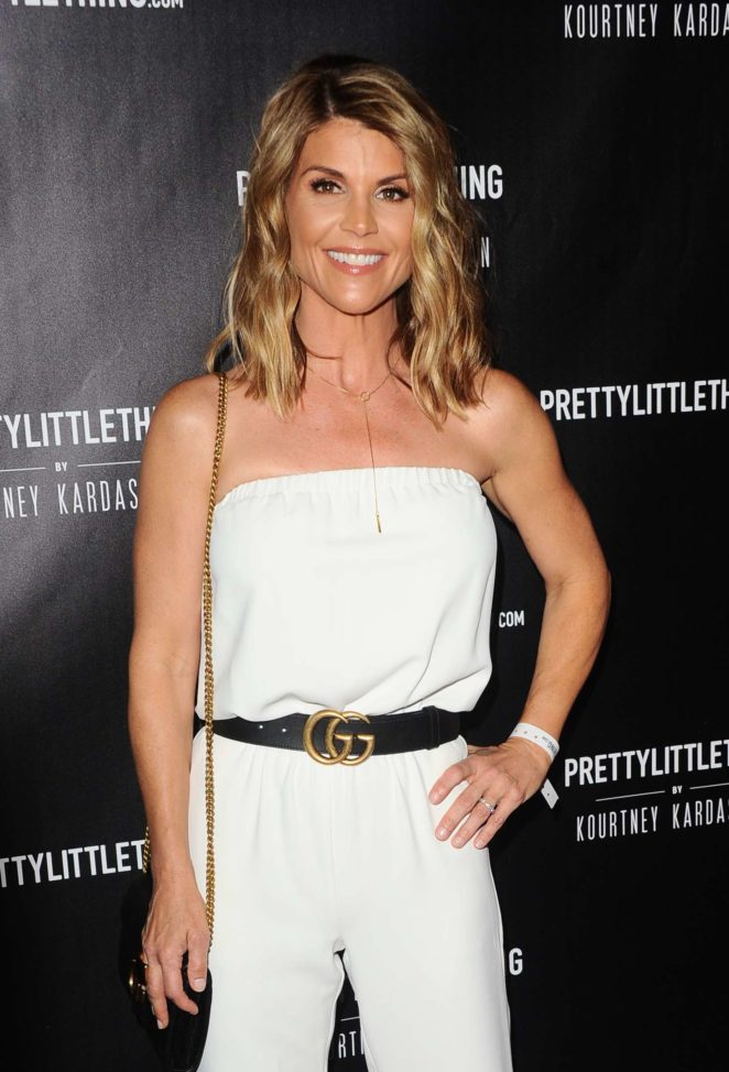 Lori Loughlin - PrettyLittleThing Launch Party in Los Angeles