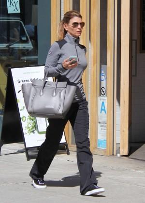 Lori Loughlin Shopping in Beverly Hills