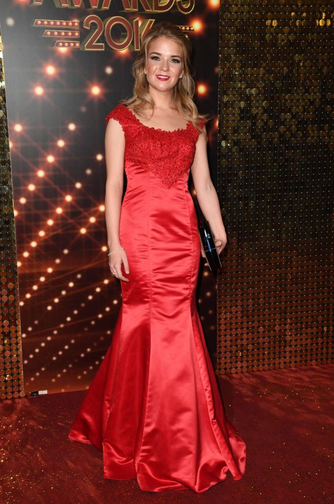 Lorna Fitzgerald – British Soap Awards 2016 in London