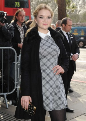 Lorna Fitzgerald - 2015 TRIC Awards in London