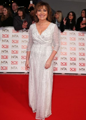 Lorraine Kelly - 2015 National Television Awards in London