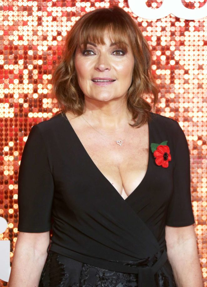 Lorraine Kelly - 2017 ITV Gala Ball in London