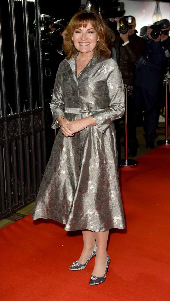 Lorraine Kelly – 2017 The Sun Military Awards in London