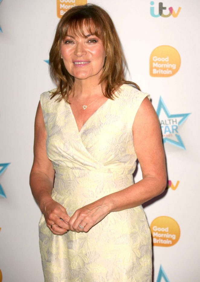 Lorraine Kelly – 'Good Morning Britain' Health Star Awards in London