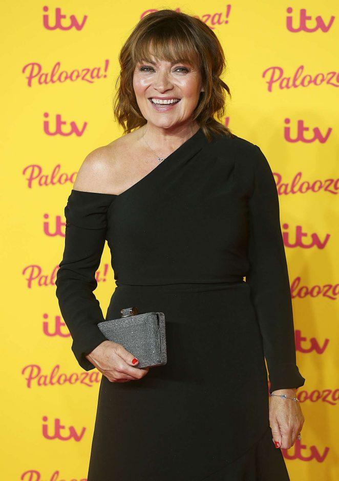 Lorraine Kelly – ITV Palooza in London