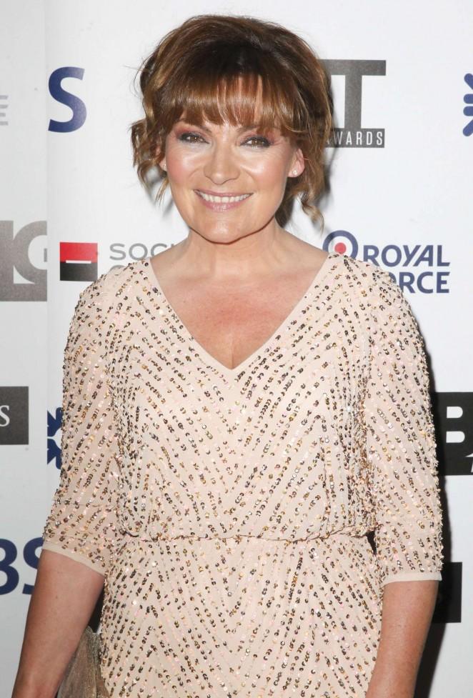 Lorraine Kelly: LGBT Awards 2015 -02