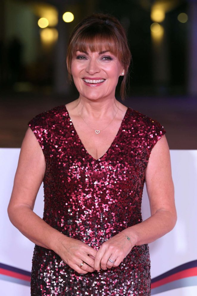 Lorraine Kelly – The Millies Guildhall in London