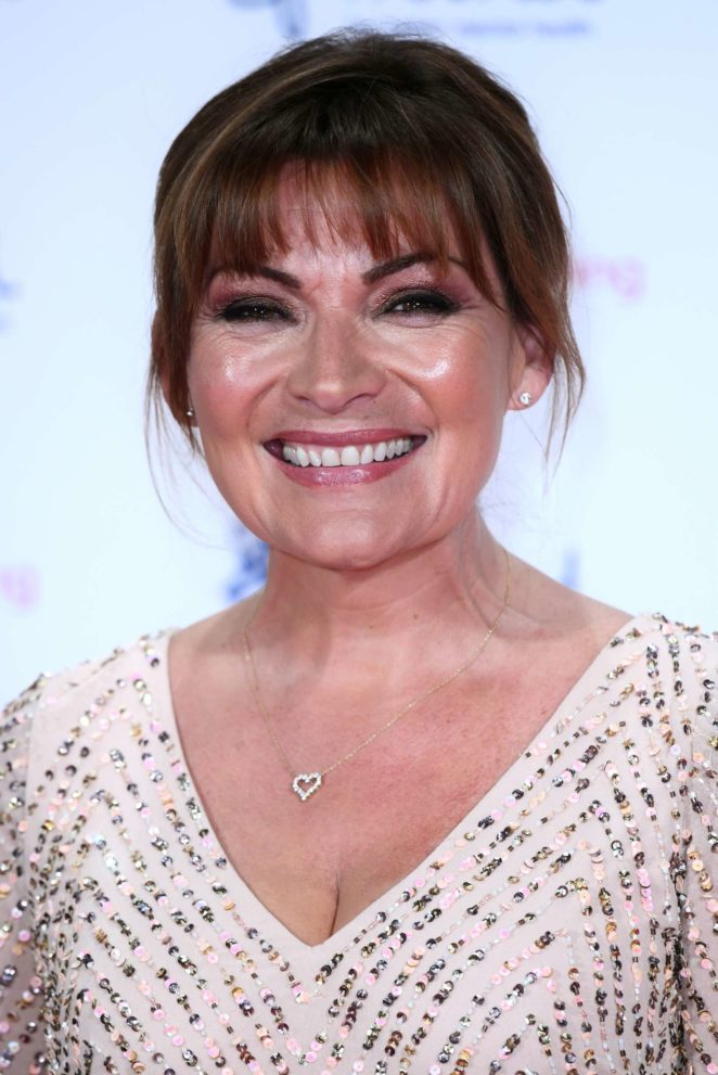 Lorraine Kelly: Virgin Money Giving Mind Media Awards 2017 -01
