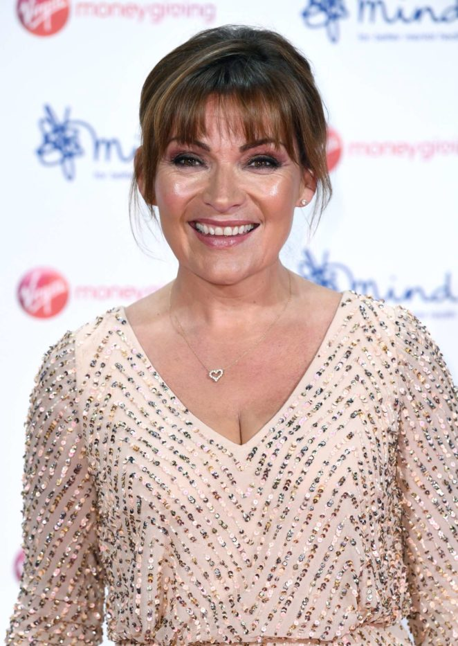 Lorraine Kelly: Virgin Money Giving Mind Media Awards 2017 -05