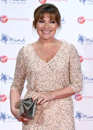 Lorraine Kelly - Virgin Money Giving Mind Media Awards 2017 in London