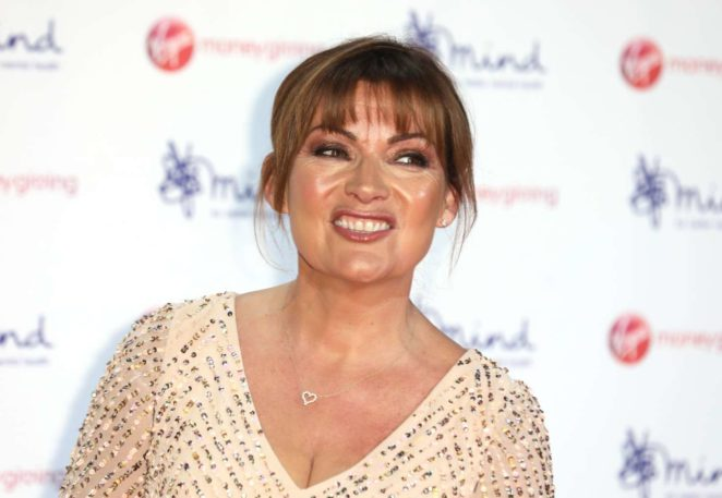 Lorraine Kelly: Virgin Money Giving Mind Media Awards 2017 -14