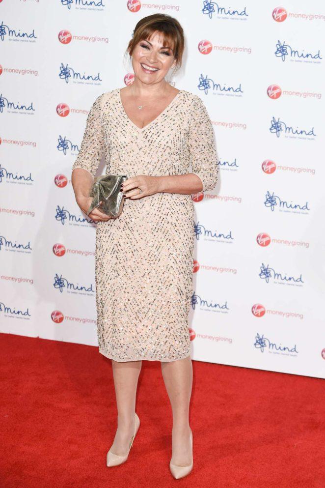 Lorraine Kelly: Virgin Money Giving Mind Media Awards 2017 -26