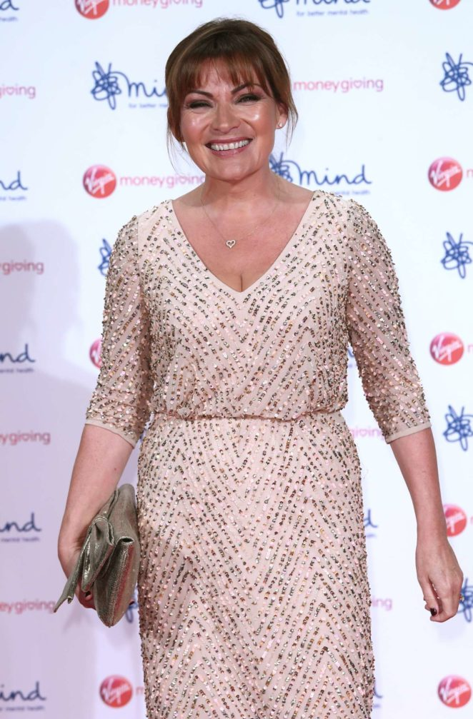 Lorraine Kelly: Virgin Money Giving Mind Media Awards 2017 -31