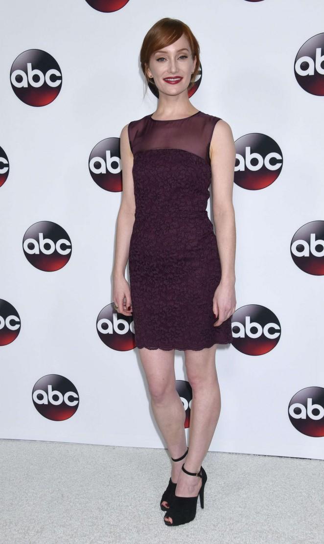 Lotte Verbeek - Disney/ABC 2016 Winter TCA Press Tour in Pasadena