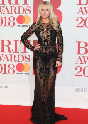Lottie Moss - 2018 Brit Awards in London