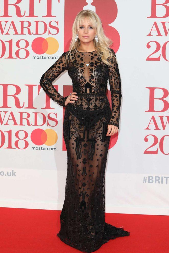 Lottie Moss - 2018 Brit Awards in London