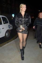 Lottie Moss - Arrives at LFW Love Magazine and Youtube Party in London