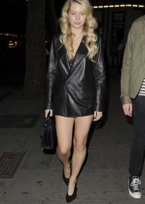 Lottie Moss - Attends at TopShop Party in London