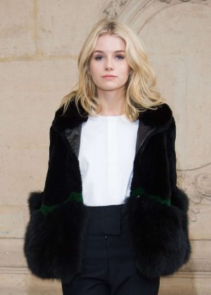 Lottie Moss - Christian Dior Show at 2017 PFW in Paris