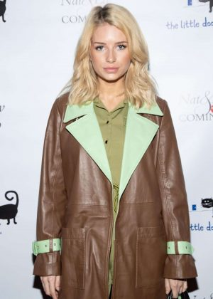 Lottie Moss - Nat&Liv Comino Collection Launch in LA