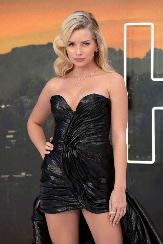 Lottie Moss - 'Once Upon a Time in Hollywood' Premiere in London