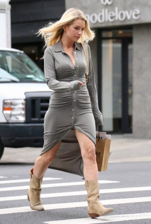 Lottie Moss - Out and about in New York