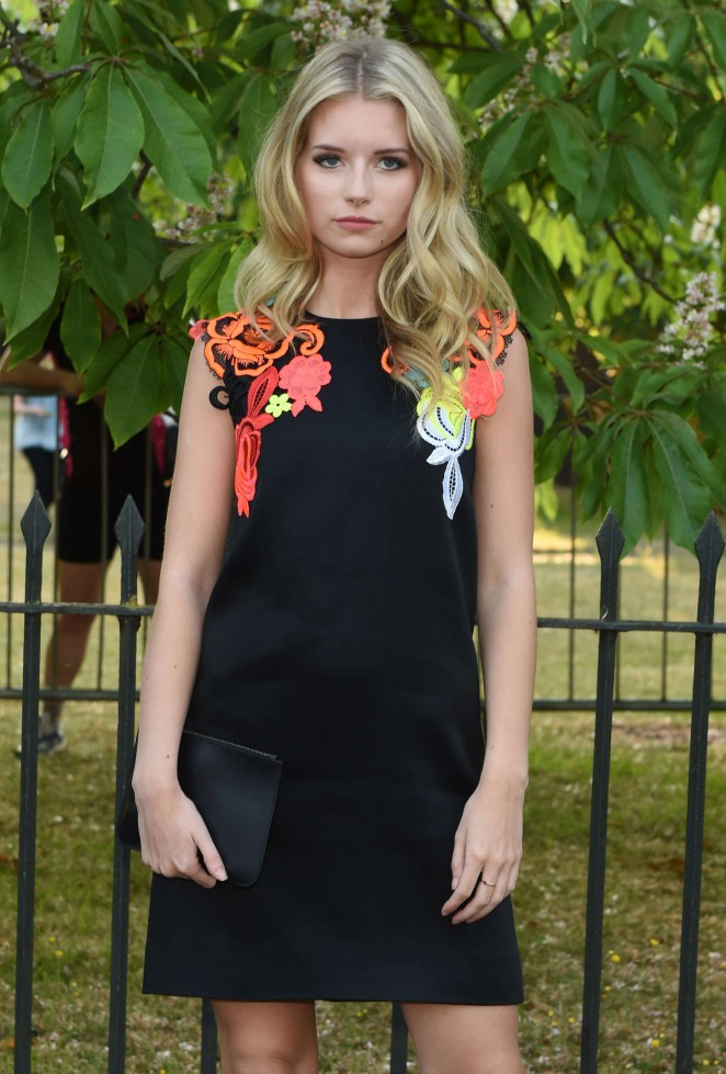 Lottie Moss – The Serpentine Gallery Summer Party in London