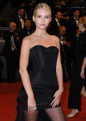 Lottie Moss - 'The Square' Premiere at 70th Cannes Film Festival