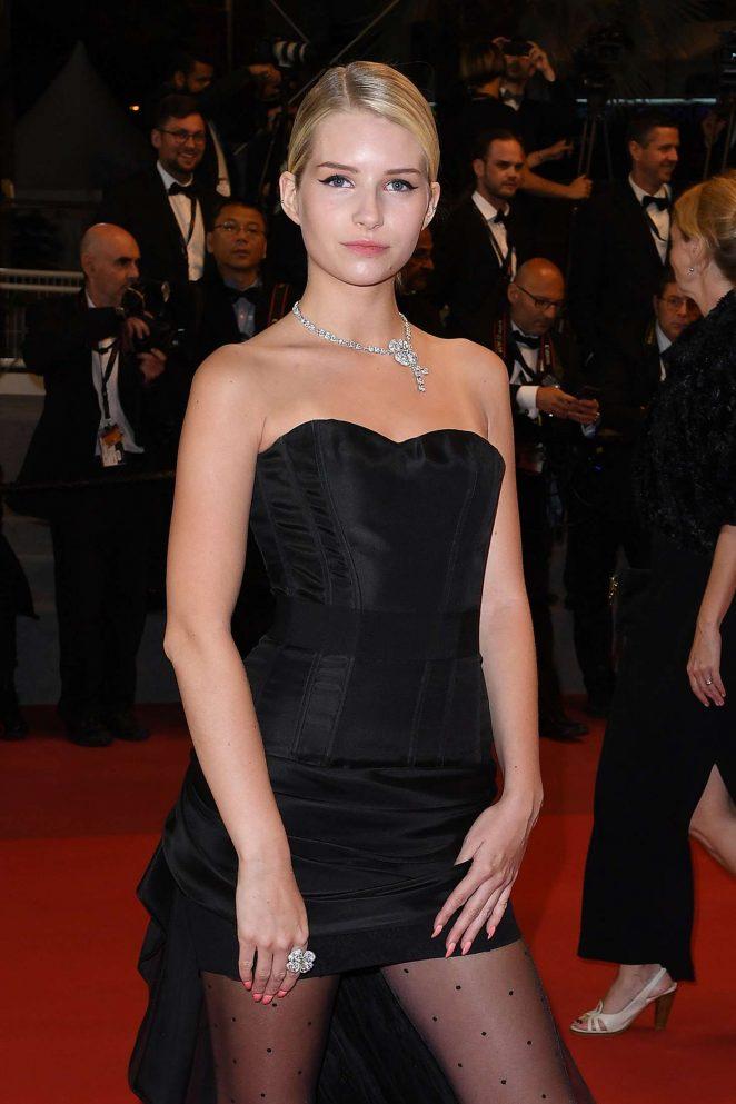 Lottie Moss – 'The Square' Premiere at 70th Cannes Film Festival
