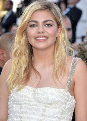 Louane Emera - 'Ismael's Ghosts' Screening at 70th Annual Cannes Film Festival in France