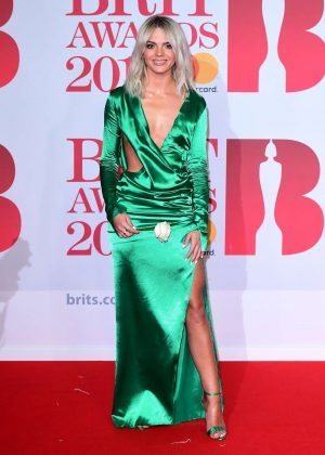 Louisa Johnson - 2018 Brit Awards in London