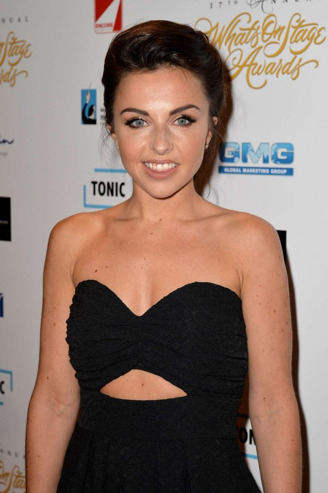 Louisa Lytton - 2017 WhatsOnStage Awards Concert Awards in London
