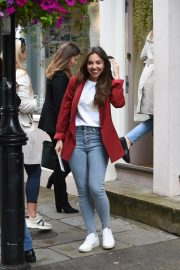 Louisa Lytton at Angelica Bridal Shop in North London