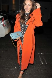 Louisa Lytton at Vanessa White's 30th Birthday Party in London