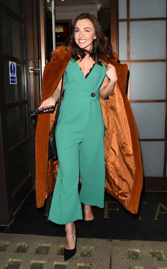 Louisa Lytton – InterTalent's Launch Celebration at BAFTA in London