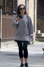 Louisa Lytton - Out and about in North London