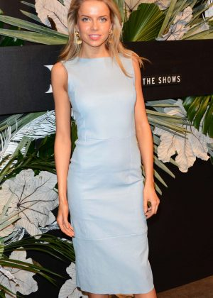 Louisa Warwick - E!, Elle and Img Host Kickoff Party in New York