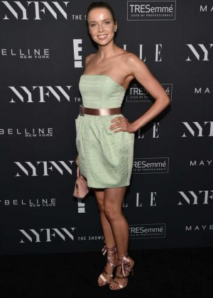 Louisa Warwick - E!, ELLE & IMG celebrate the Kick-Off To NYFW: The Shows in NYC