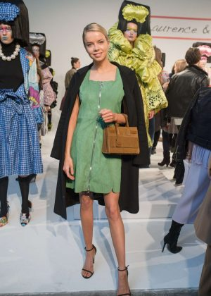 Louisa Warwick - Laurence and Chico Show at 2017 NYFW in New Yok