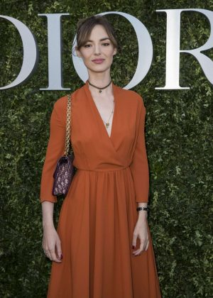 Louise Bourgoin - Christian Dior Photocall FW 2017 in Paris