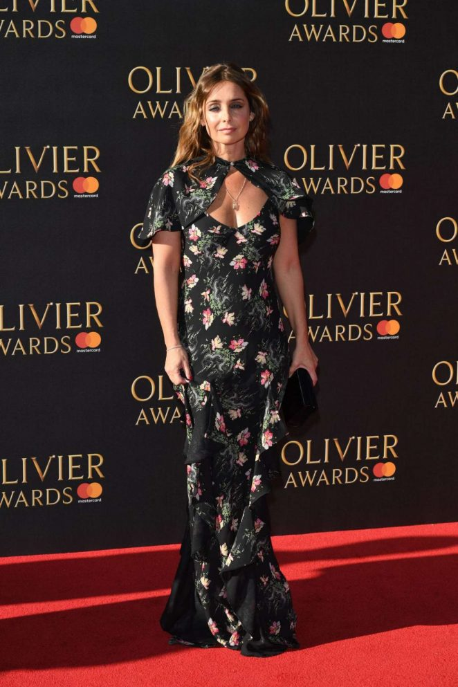 Louise Redknapp - 2017 Olivier Awards in London