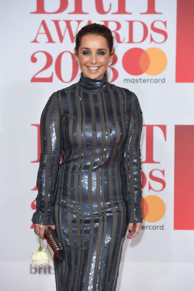 Louise Redknapp - 2018 Brit Awards in London