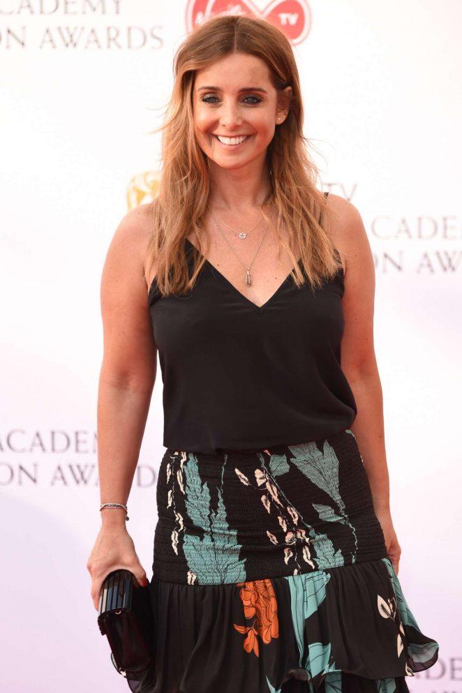 Louise Redknapp - 2018 British Academy Television Awards