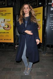 Louise Redknapp - '9 To 5 The Musical' Cast Departures in London