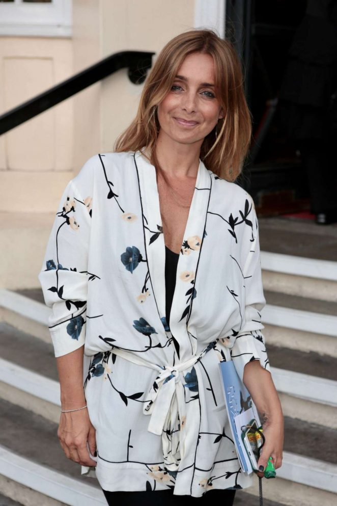 Louise Redknapp at New Wimbledon Theatre in London