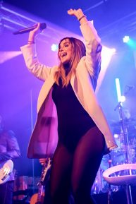 Louise Redknapp - Opens her Heavy Love UK Tour at 1865 in Southampton