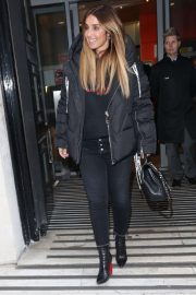 Louise Redknapp - Out in London