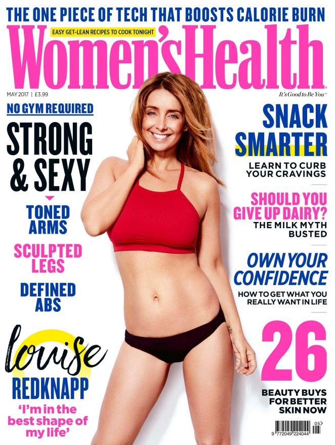 Louise Redknapp - Women's Health Magazine (May 2017)