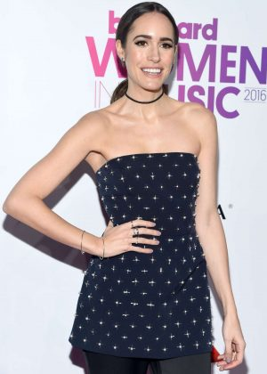 Louise Roe - 2016 Billboard Women in Music in NYC
