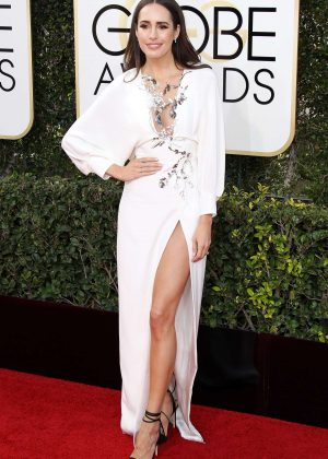 Louise Roe - 74th Annual Golden Globe Awards in Beverly Hills